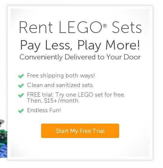 Real Headline:  LEGO subscription service Pley grabs $6.75 mln