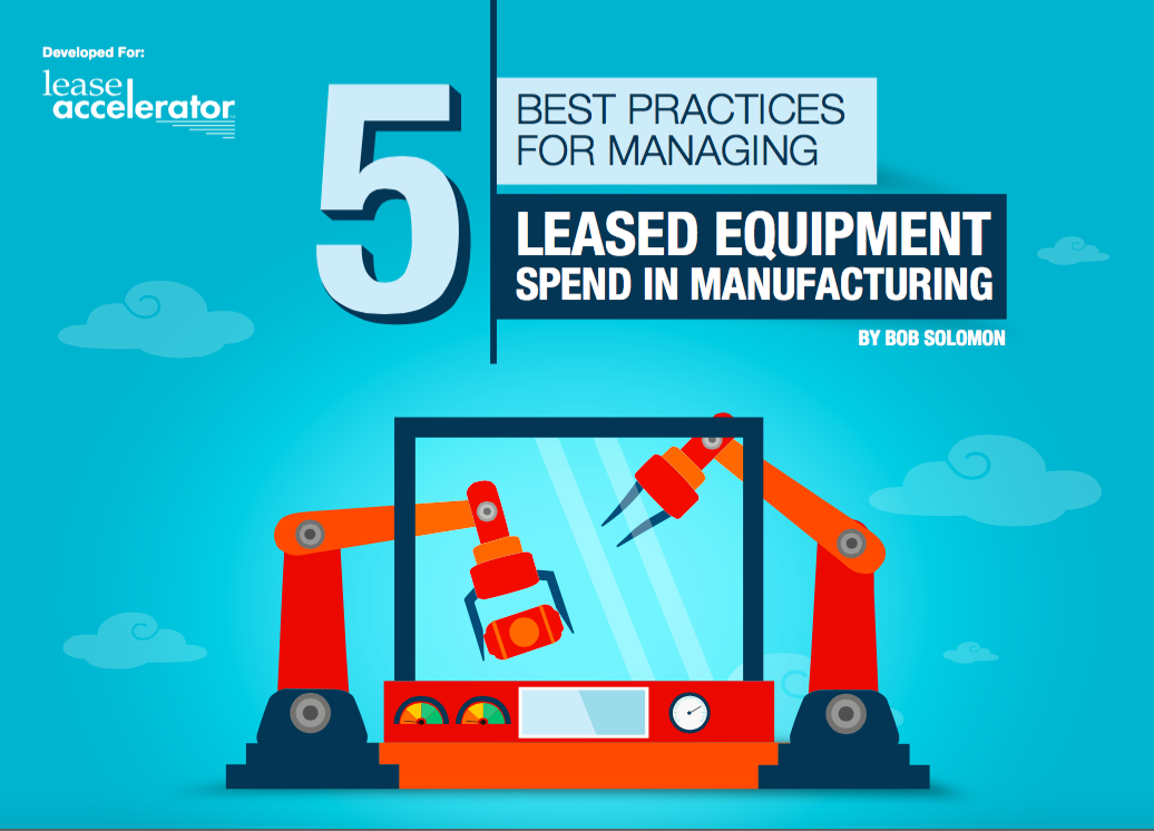 LeaseAccelerator:  Leased Equipment Spend Management
