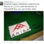 Tradeshift and Ariba