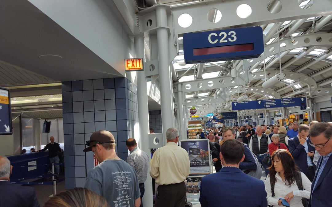 Tales of a B2B Road Warrior:  The Joys of Business Travel Continue