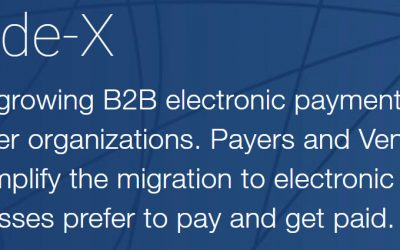 B2B Payments Economics Courtesy of Bottomline Technologies (Paymode-X)