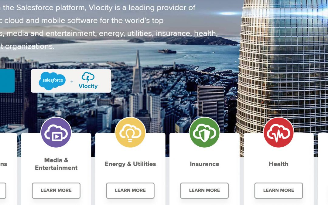 Salesforce Announces the Acquisition of Vlocity