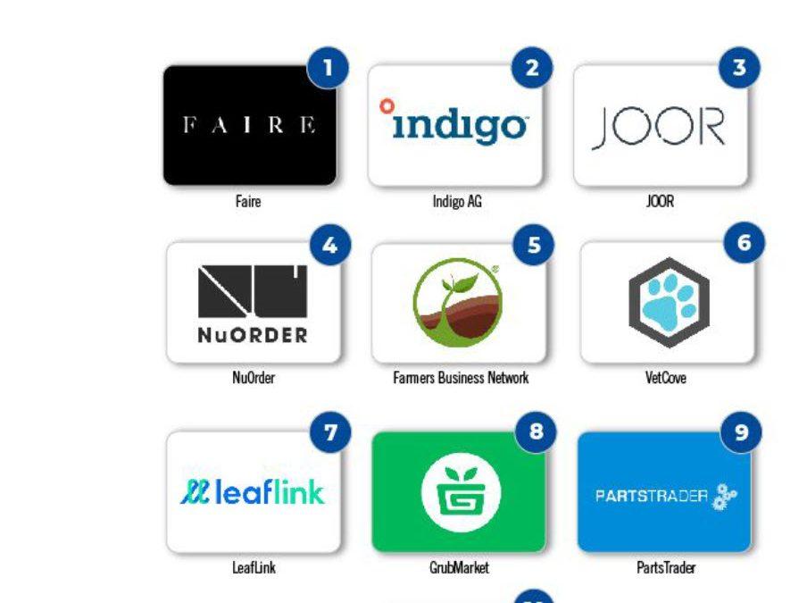 Top 50 B2B Marketplaces-Q1 2021 Applico Report